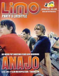 Anajo - LIVE at Club Metro