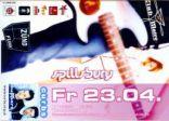 Spillsbury (Bradleys H.) + Curbs at Club Metropolitain - LIVE!