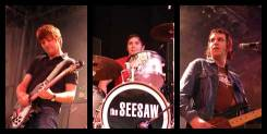 the SEESAW LIVE! at Club Metropolitain