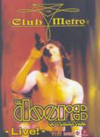 Club Metro - the Doors of Perception~ LIVE! at Club Metro